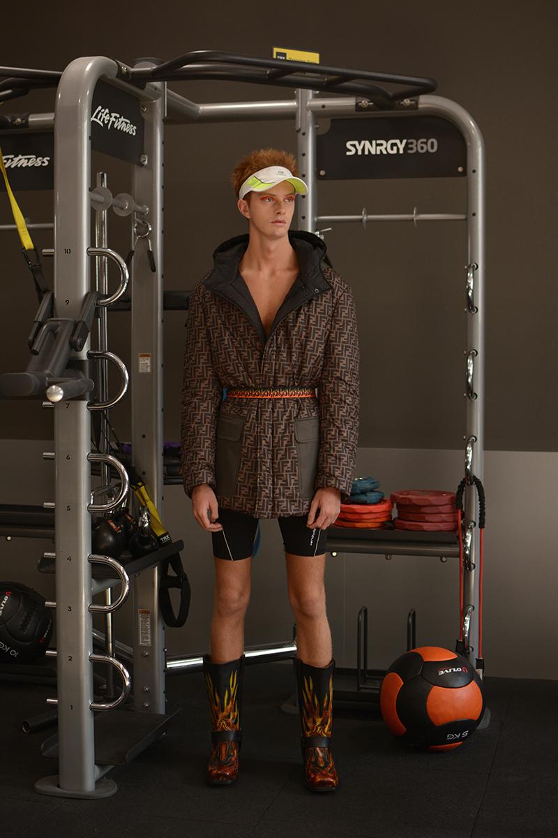 Moda en el Gym por María José Castillo