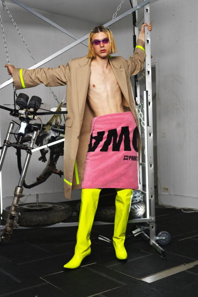 Moda genderless y Estética surfera: Ex Infinitas