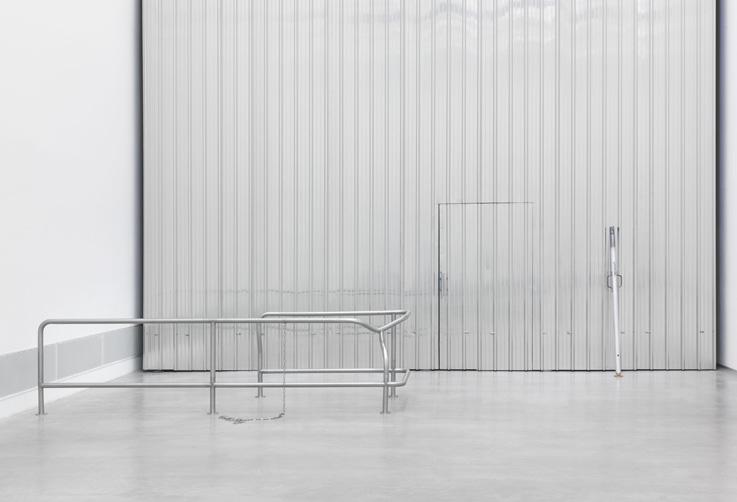 Monica Bonvicini en la Berlinische Galerie