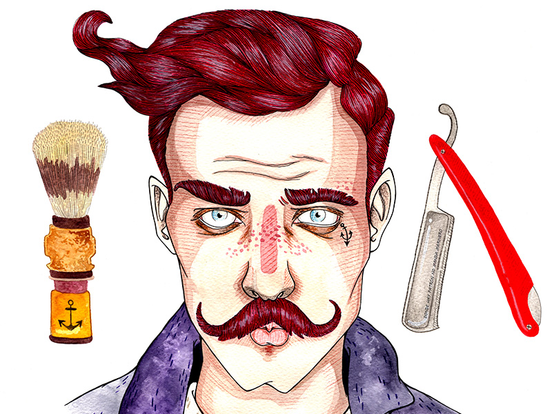 Movember toma la ciudad de Madrid