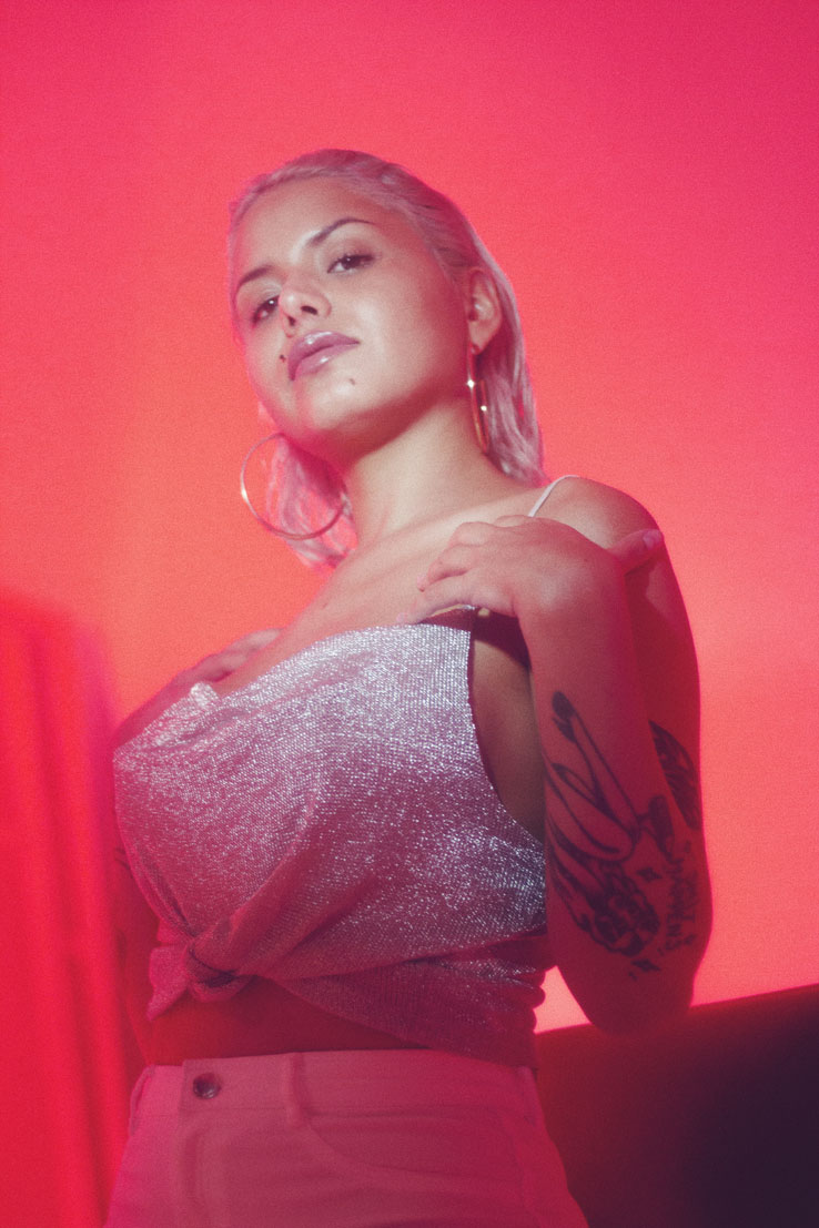 Ms.Nina, Reggaetón en Estado Puro
