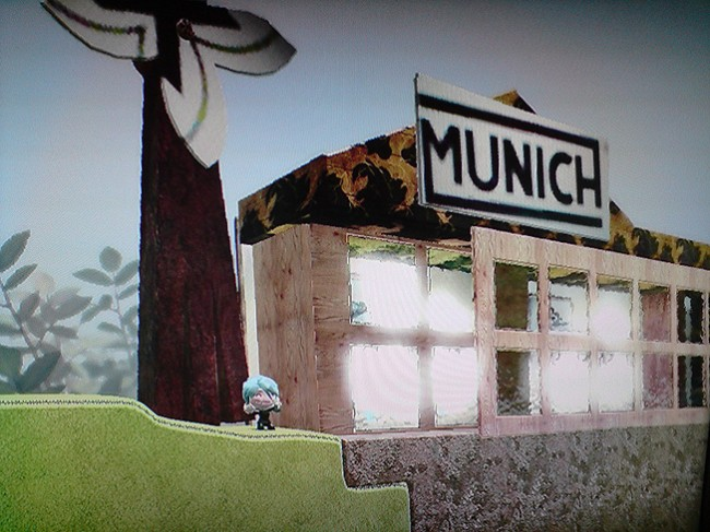 LITTLE BIG PLANET + MUNICH