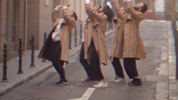 Música y Moda: Lekuona y Nouman