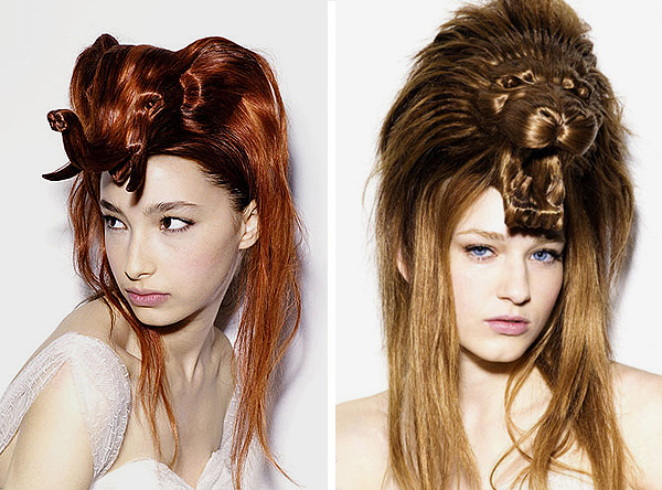 Hair hats