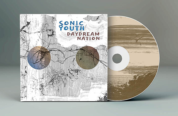 Homenaje gráfico a Sonic Youth