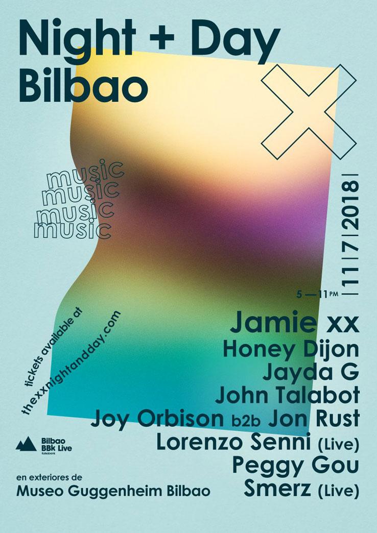 night-day-bilbao-bbk-live-guggenheim 5 razones para no perderse el BBK Live de Bilbao
