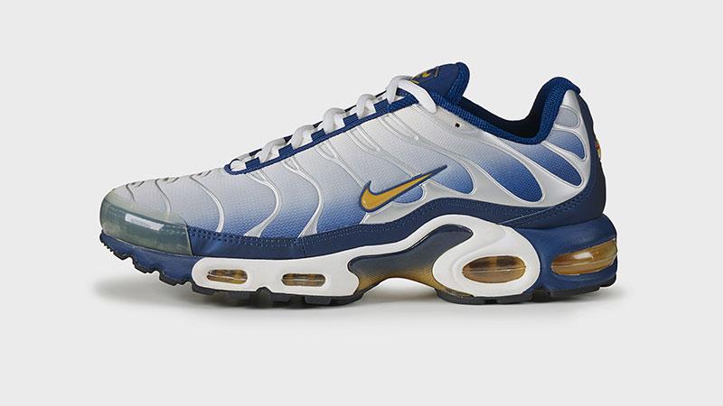 best website dbf3b 16f2c La historia de las zapatillas Nike Air Max Plus