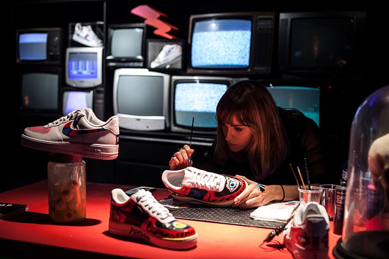 La Fuerza Femenina & las Nike Air Force 1