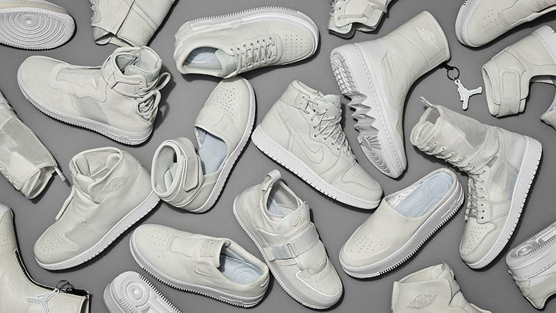 Las Mujeres Diseñadoras de Nike
