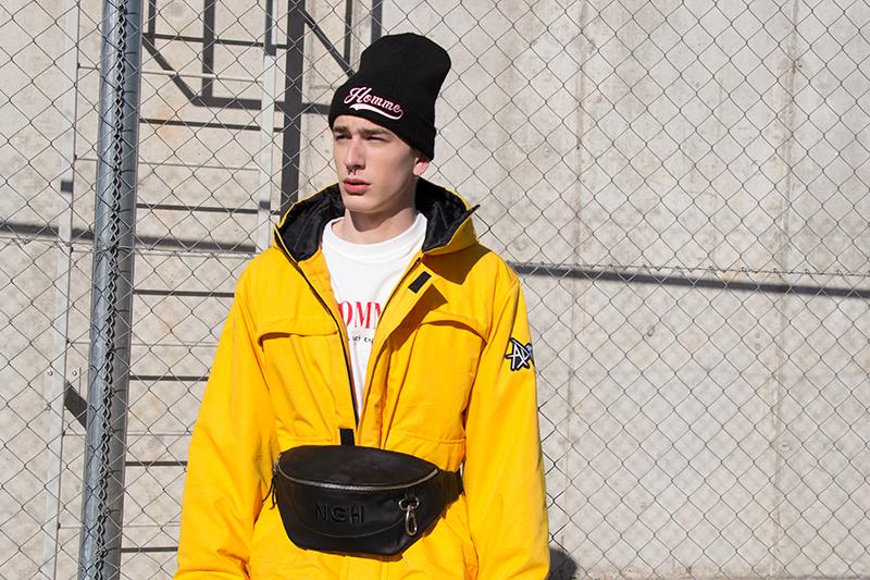 Not Guilty Homme: Streetwear Ibicenco