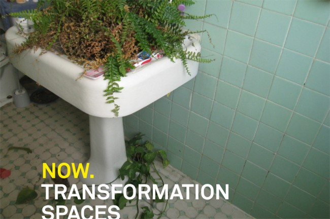 NOW. TRANSFORMATION SPACES