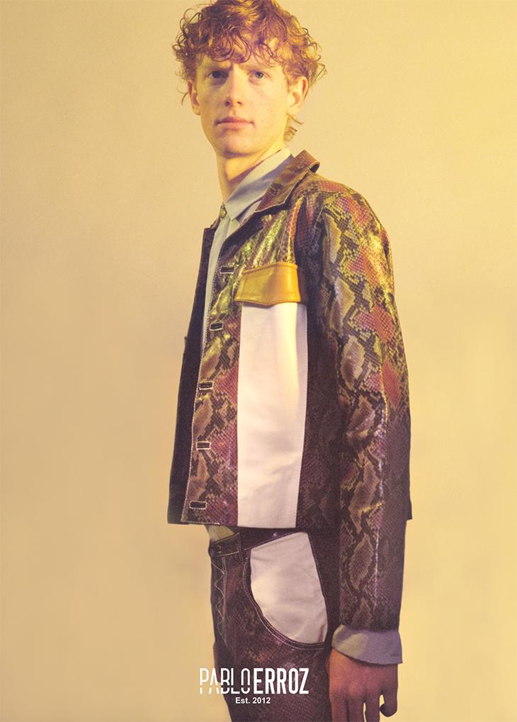 Pablo Erroz, Moda, sin Género de Dudas