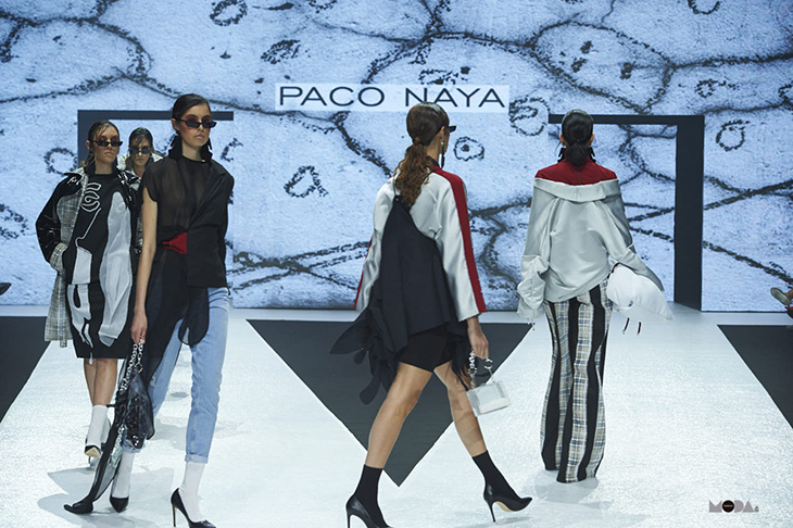 Paco Naya ganador X certamen de Tenerife Moda