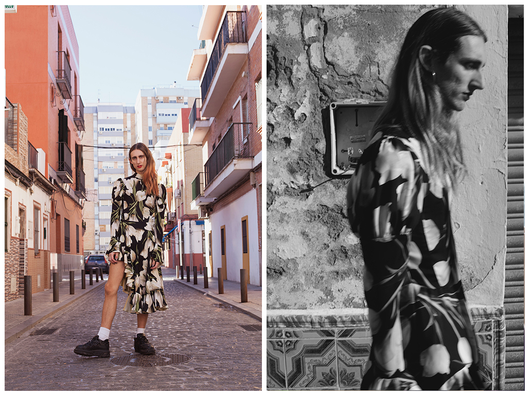 Fashion Editorial: Palomo Spain x Guille Sola