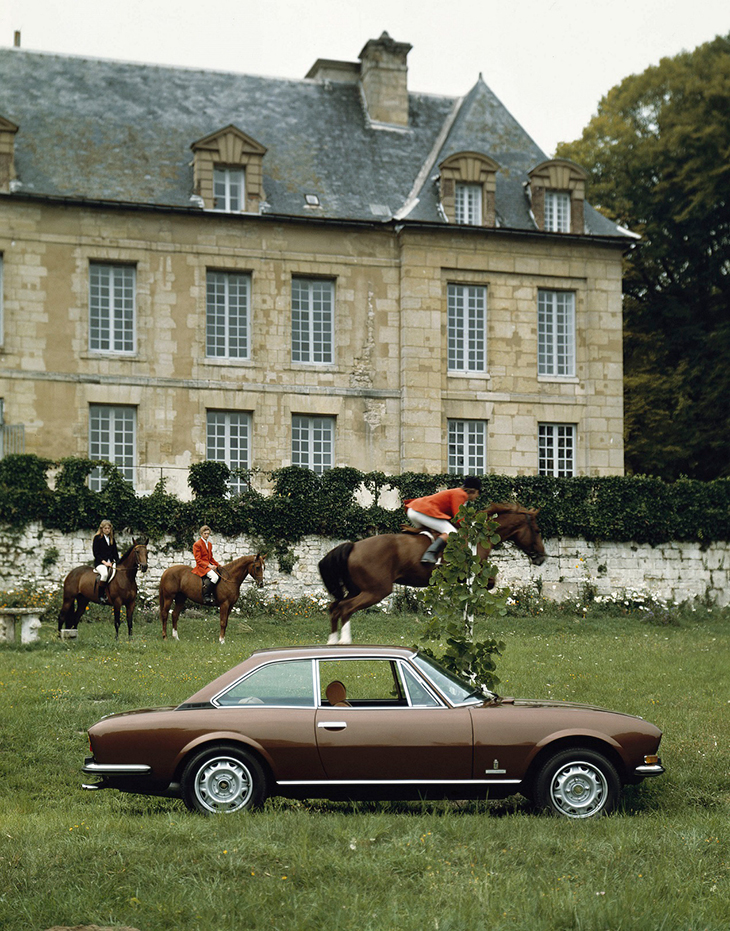 Coches Retro que Molan: Peugeot 504