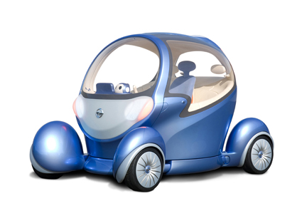 El coche del buen rollo