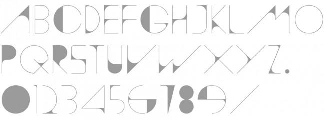 Tipografía Polar