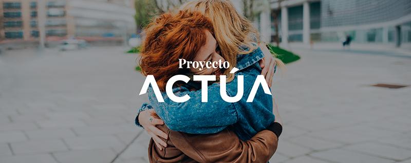 Proyecto Actúa por la Igualdad