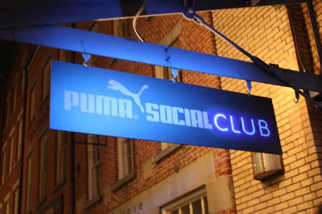 PUMA SOCIAL CLUB