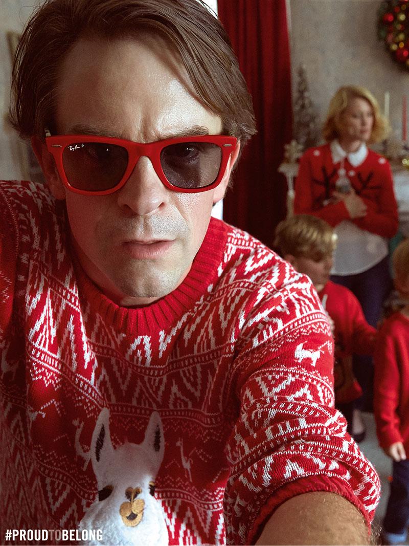 Ray-Ban, las gafas de Navidad