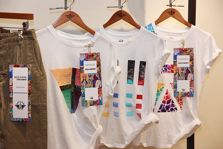 Dockers by Rebeca Khamlichi, Moda y Arte