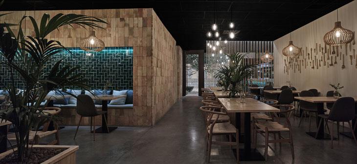 Reforma de Restaurante por Nodopía en Madrid