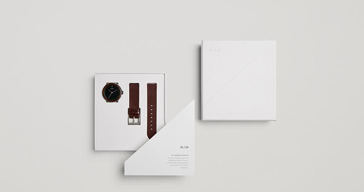 Relojes de Madera MAM