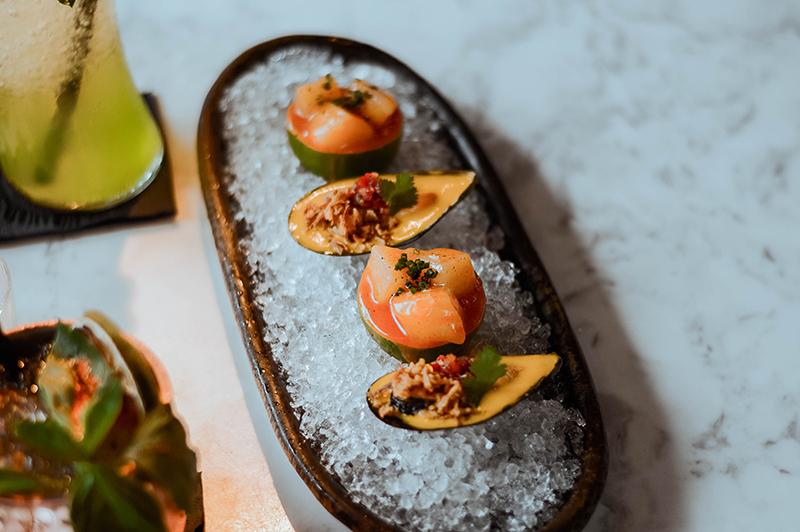 Restaurantes Especiales en Madrid: Sasha Boom
