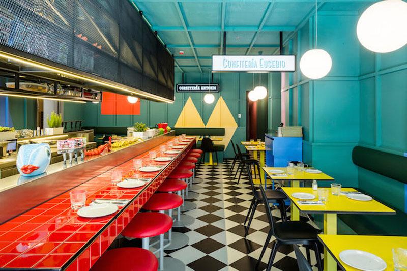 Restaurante: Los chicos, las chicas y los Maniquís