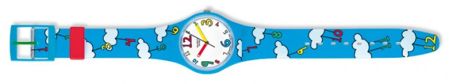 SWATCH ARTIST COLLECTION
