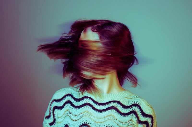 Recuperar la línea del cabello en Navidad