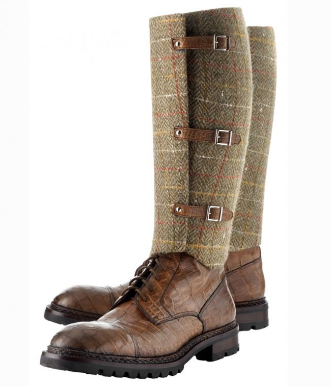 SANTONI COUNTRY BOOT
