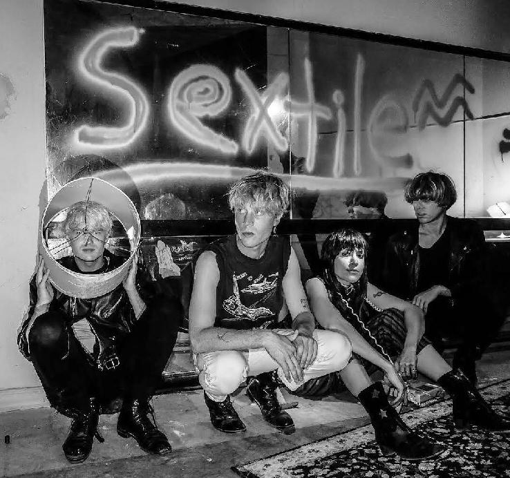 El nuevo punk en Barcelona: Sextile