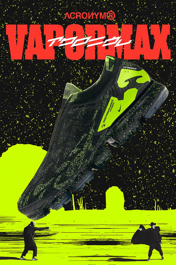 Las Nuevas Zapatillas de Acronym para Nike