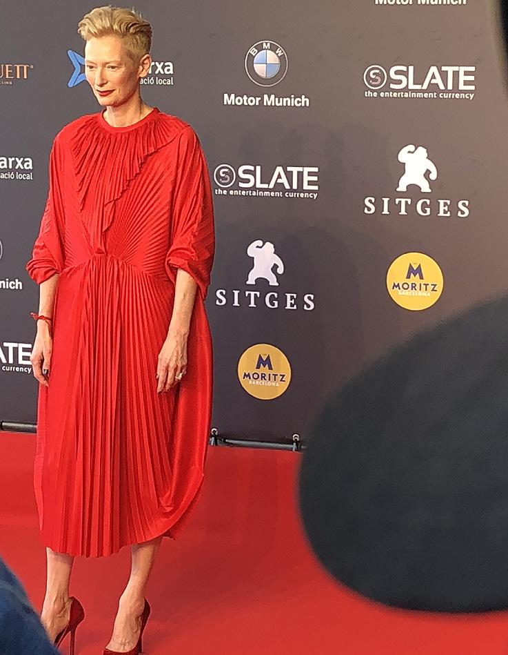 Suspiria en el Festival de Cine de Sitges