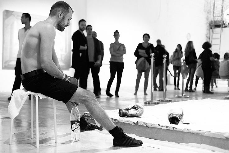 Szilard Gaspard - Arte a golpes