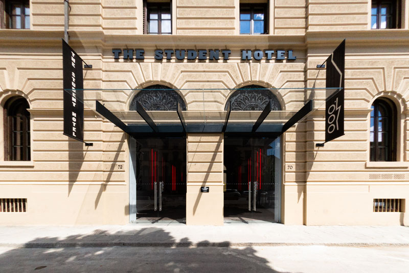 The Student Hotel en Florencia