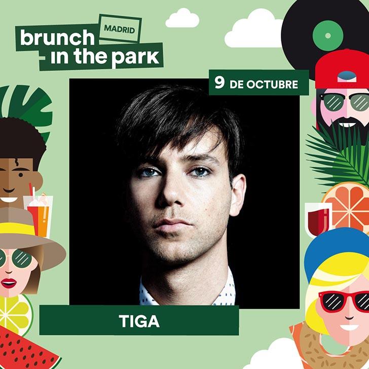 Brunch in the Park… ¡Madrid!
