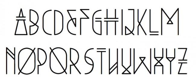 Tipografía Niewe