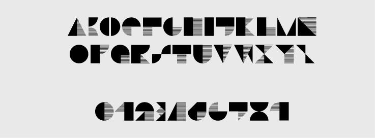 Tipografía Stijla