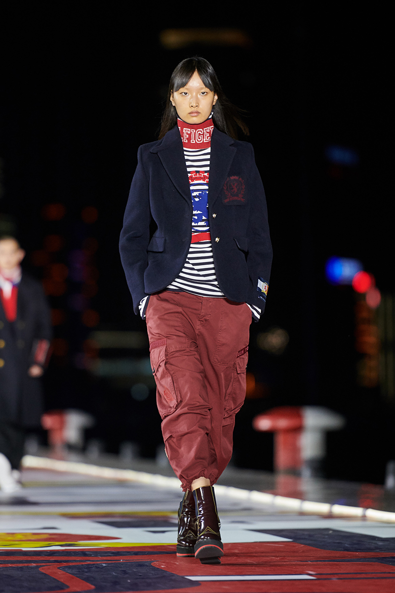 TommyNow #IconsOfTomorrow
