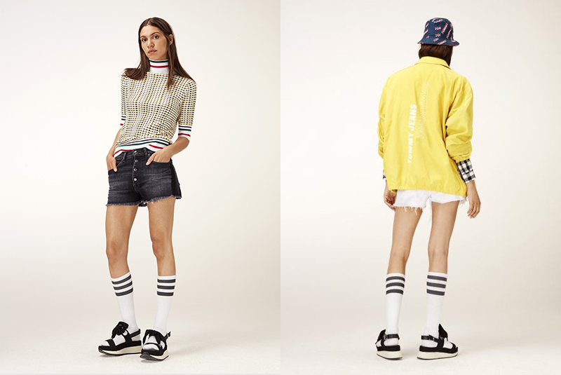Speed Inspiration x Tommy Jeans SS18