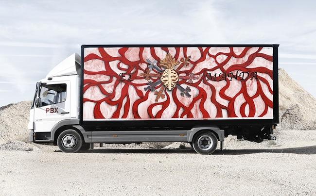 Truck Art Project