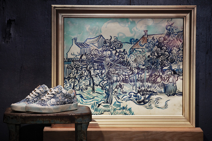 Vans Gogh: Streetwear y Arte
