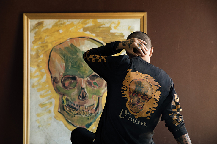 vincent vans gogh museo van gogh streetwear arte
