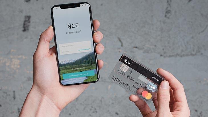 N26, el banco móvil que viaja contigo