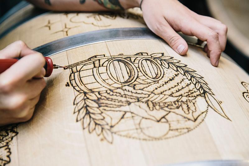 Maridaje Urbano: Vino & Tatuajes