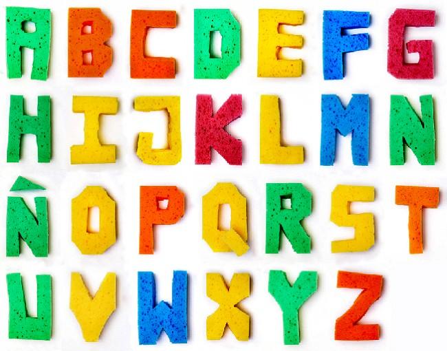 Tipografía Wash Type