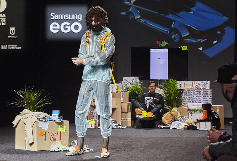 Premio Samsung Ego Innovation Project 2017