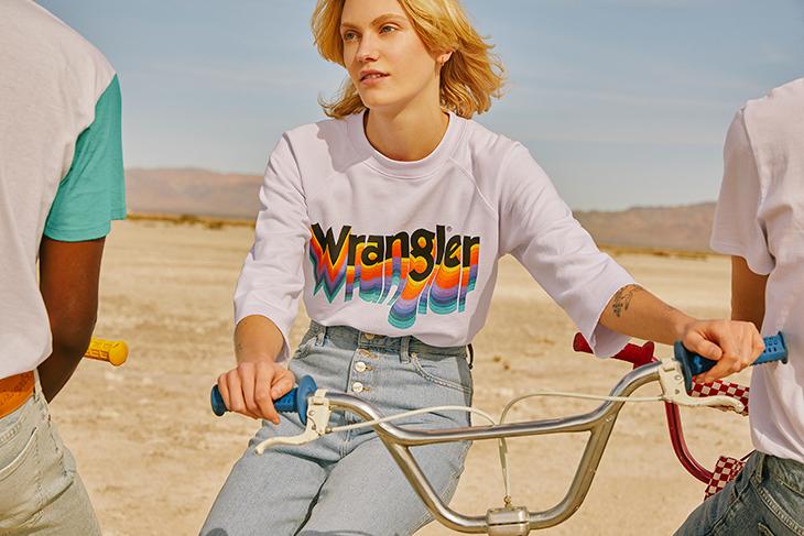Wrangler, Más 80s que nunca